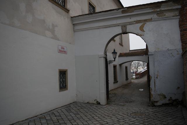 Ulička Václava Havla v Brně – ZAJÍMAVOST DNE