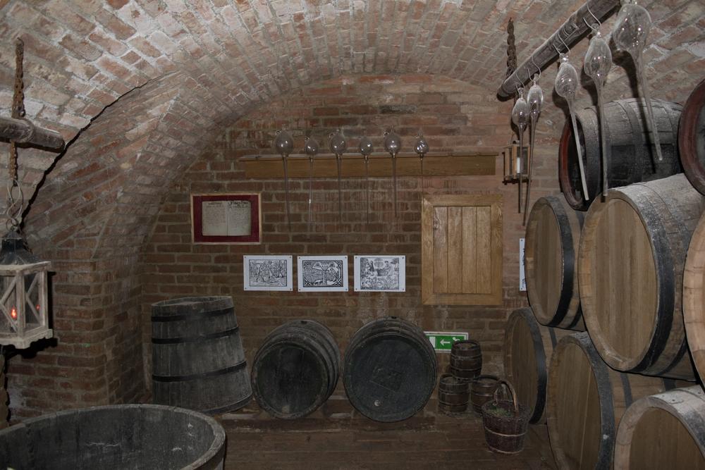 Brněnské podzemí – vinný sklep