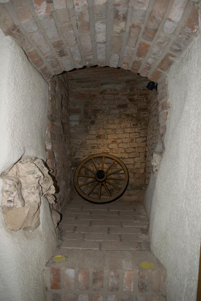 Podzemím pod Zelným trhem – brněnské kolo