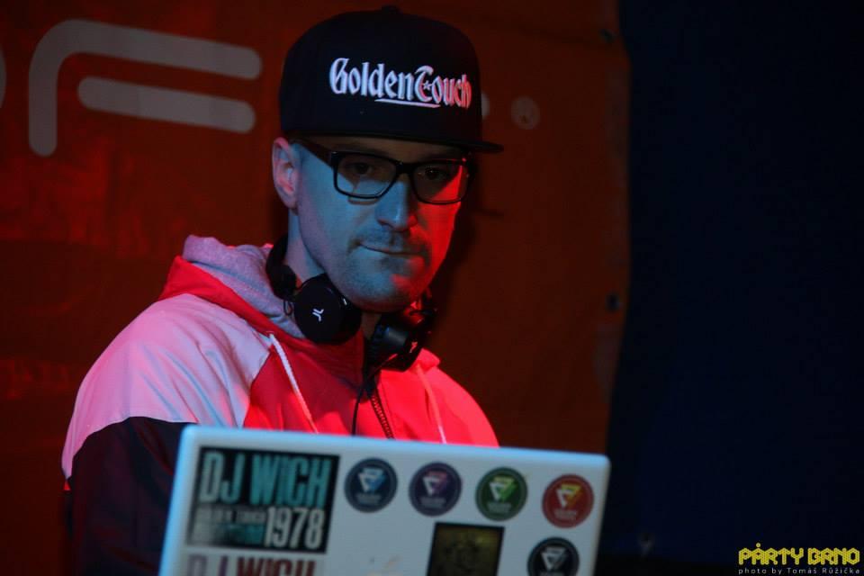 DJ WICH na studentským brněnským Majálesu