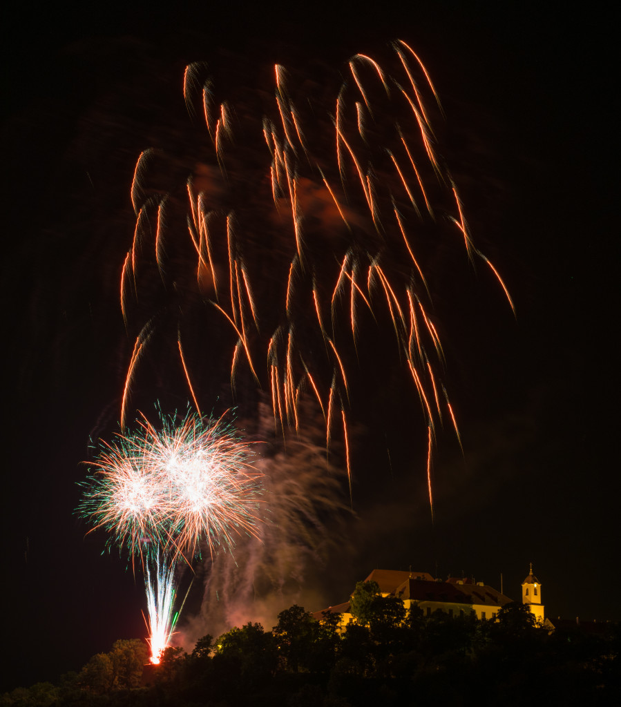 Ignis Brunensis – ohňostroj nad Špilberkem