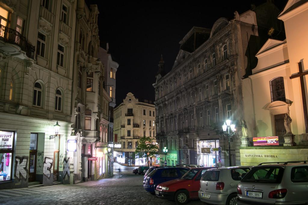 Kapucínské náměstí