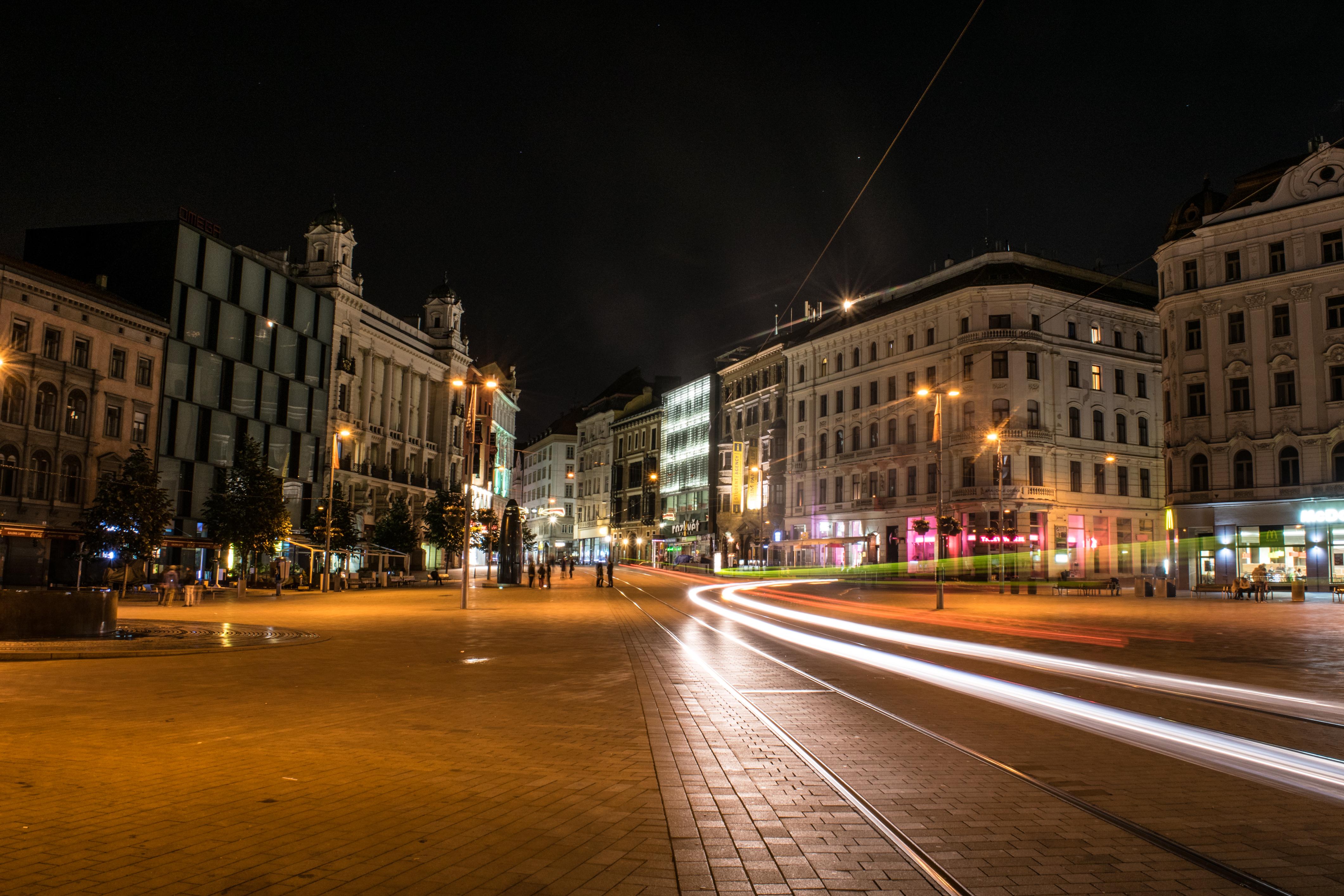 Noční Brno – 4. díl střed města