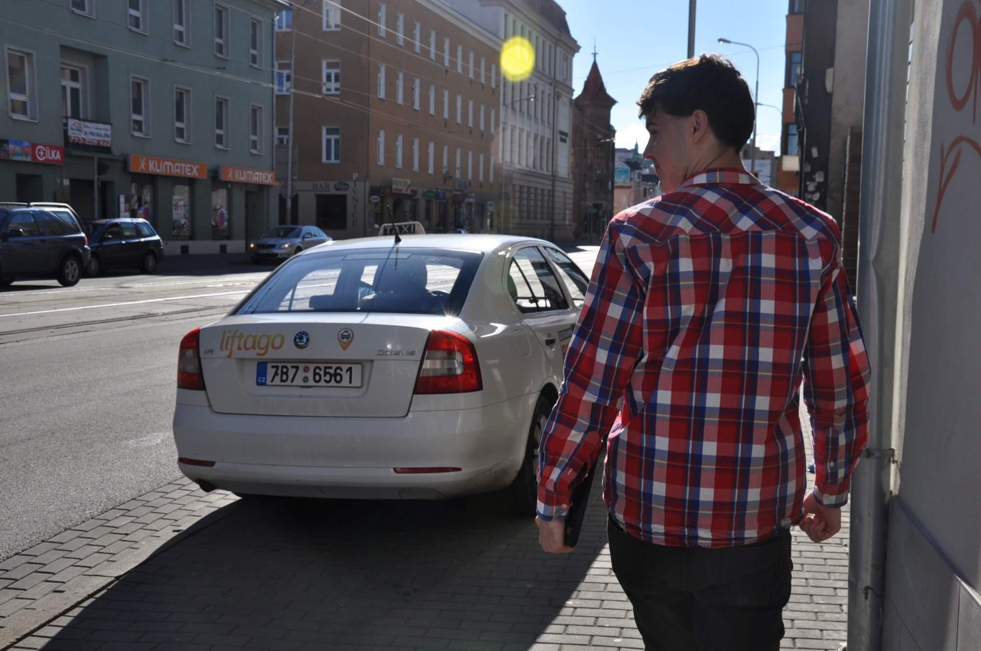 Taxikáři v Brně –  7 postřehů