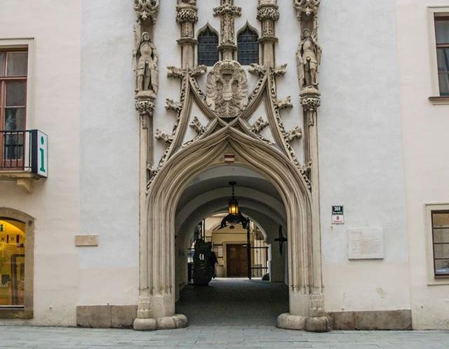 Nejstarší světská stavba v Brně – ZAJÍMAVOST DNE