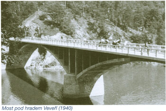Podminovaný most nacisti v Bystrci – ZAJÍMAVOST DNE