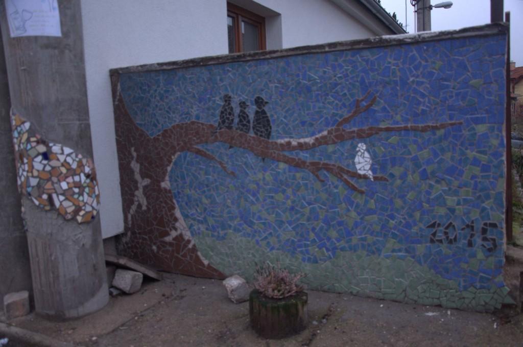 Umělecká čtvrť v Brně
