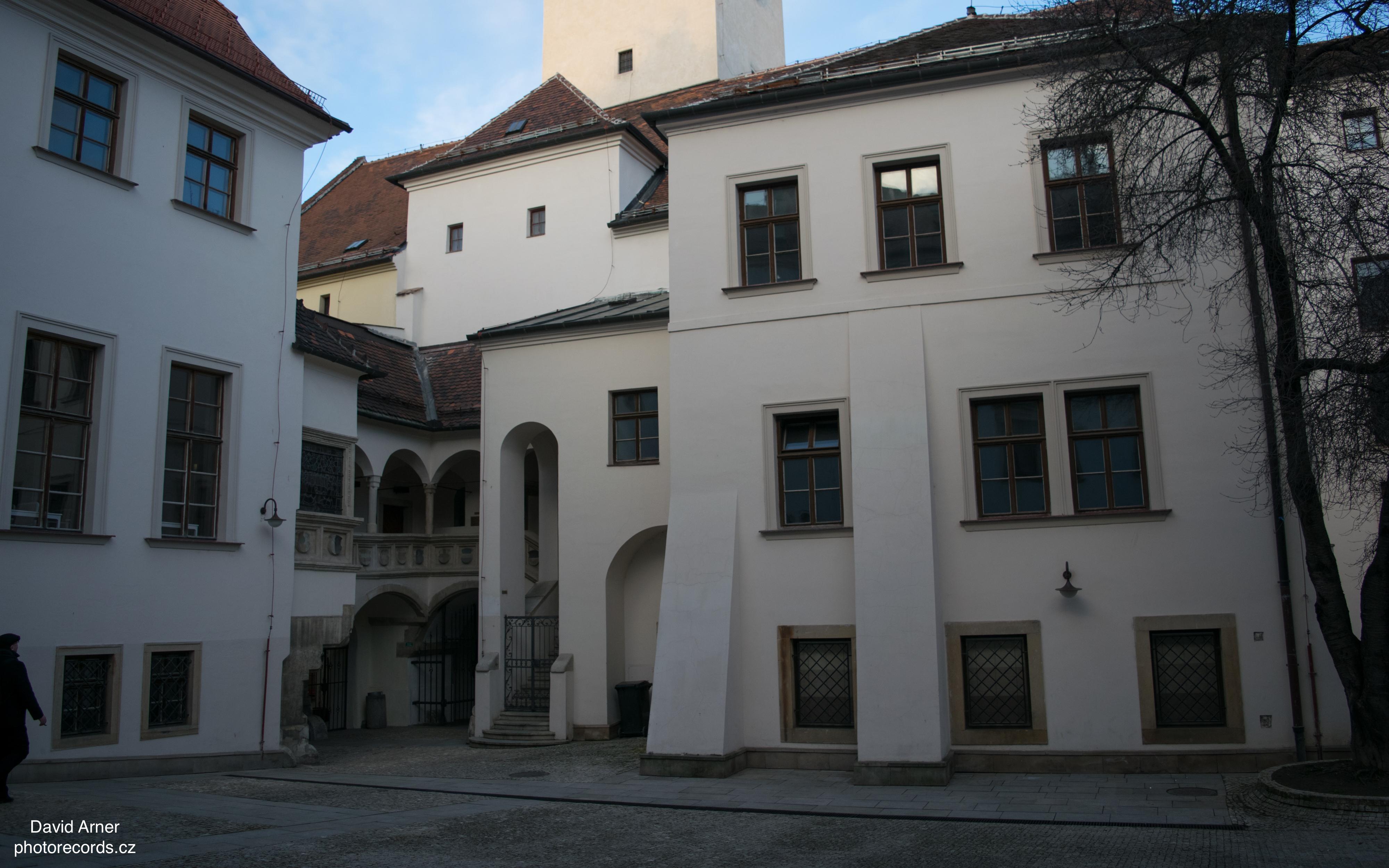 Vývoj Staré radnice
