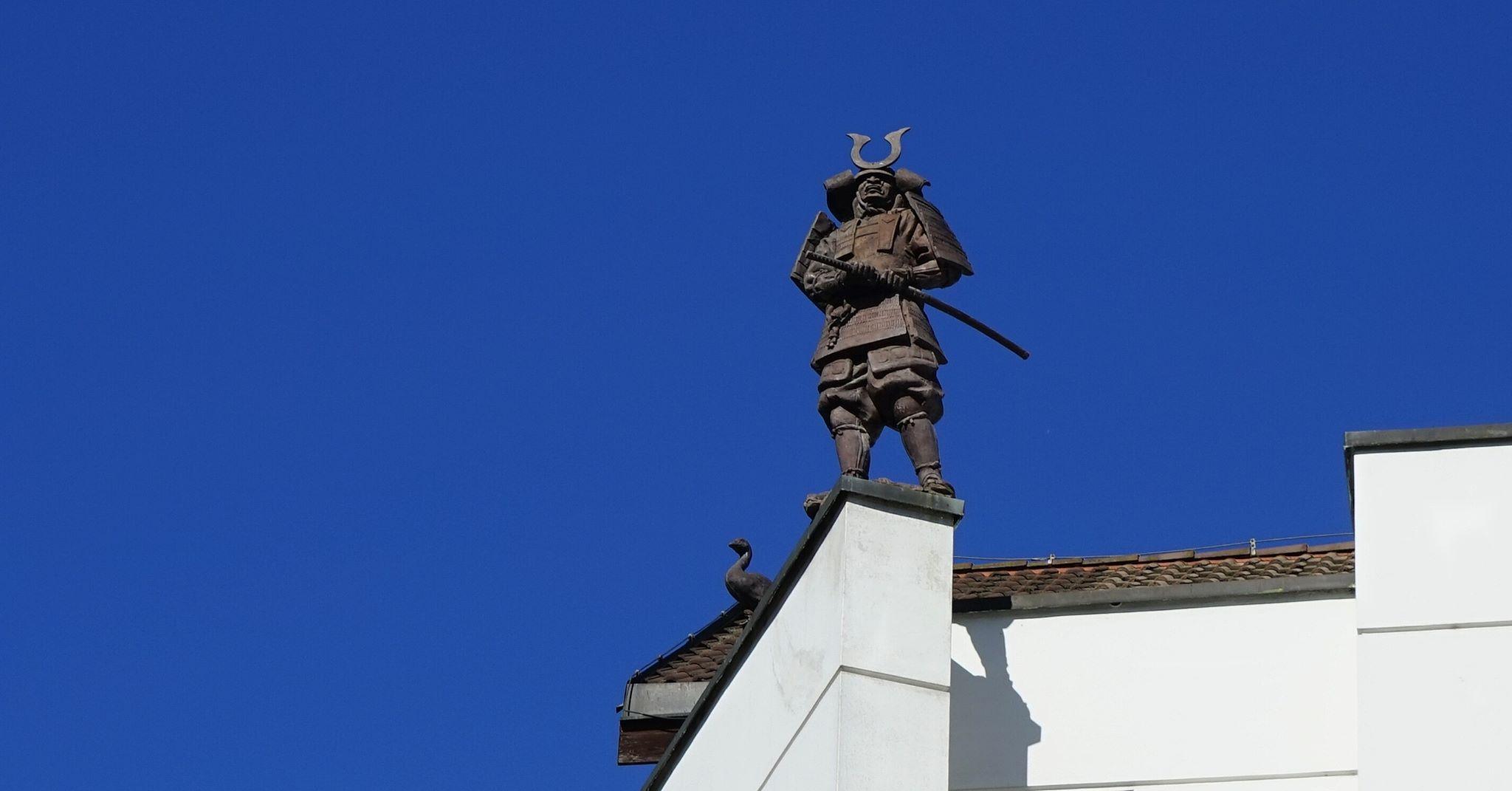 Samuraj hlídající Brno – ZAJÍMAVOST DNE