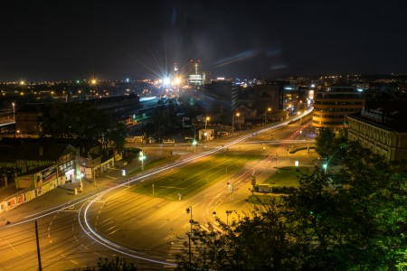 Noční Brno - díl 3. centrum města