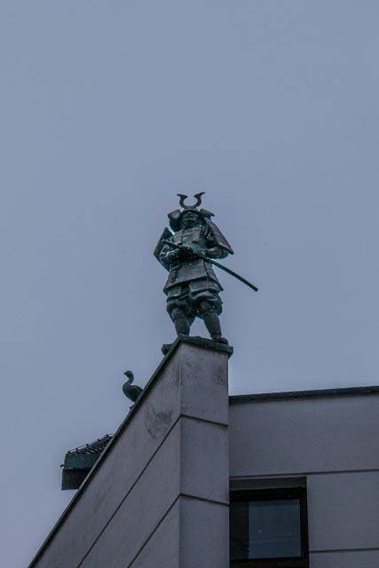 Brněnský samuraj