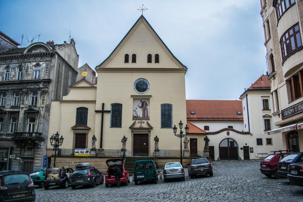 Kostel Nalezení svatého Kříže