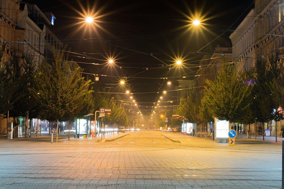 Ulice Joštova.