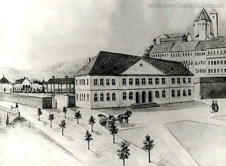 Historické hlavní nádraží Brno