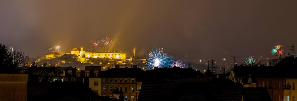 Noční Brno – Špilberk