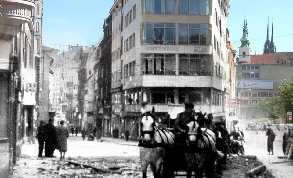 Historie Brna – Česká