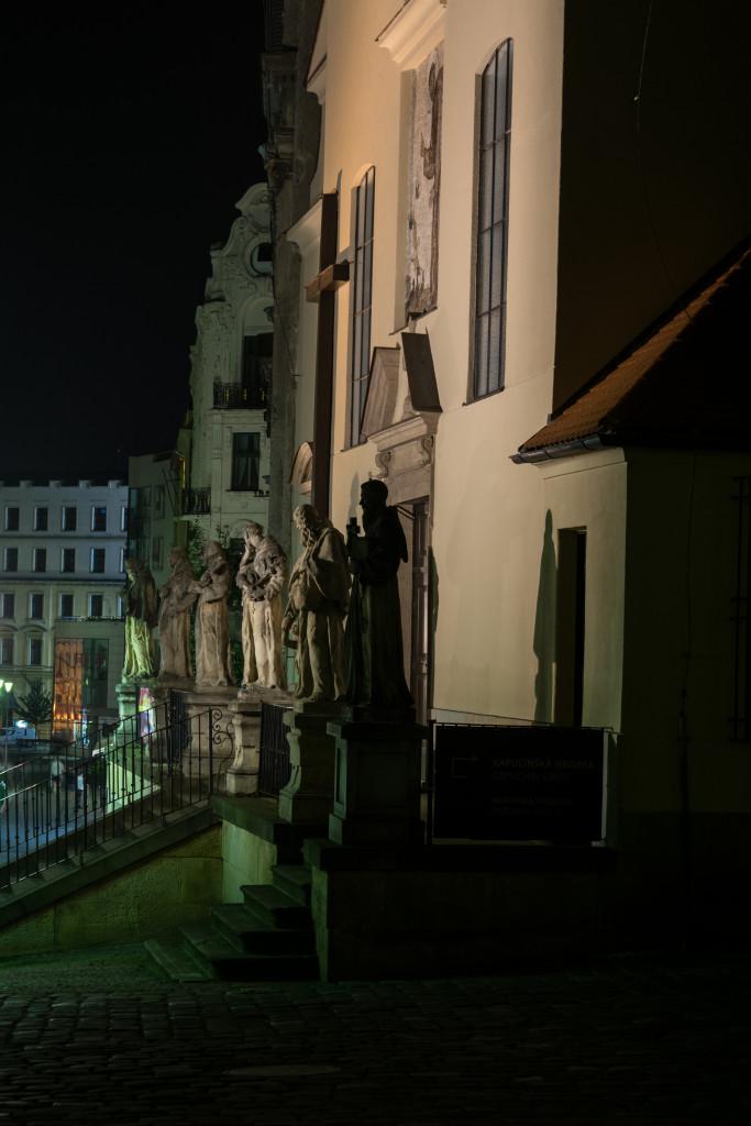 Kapucínské klášter