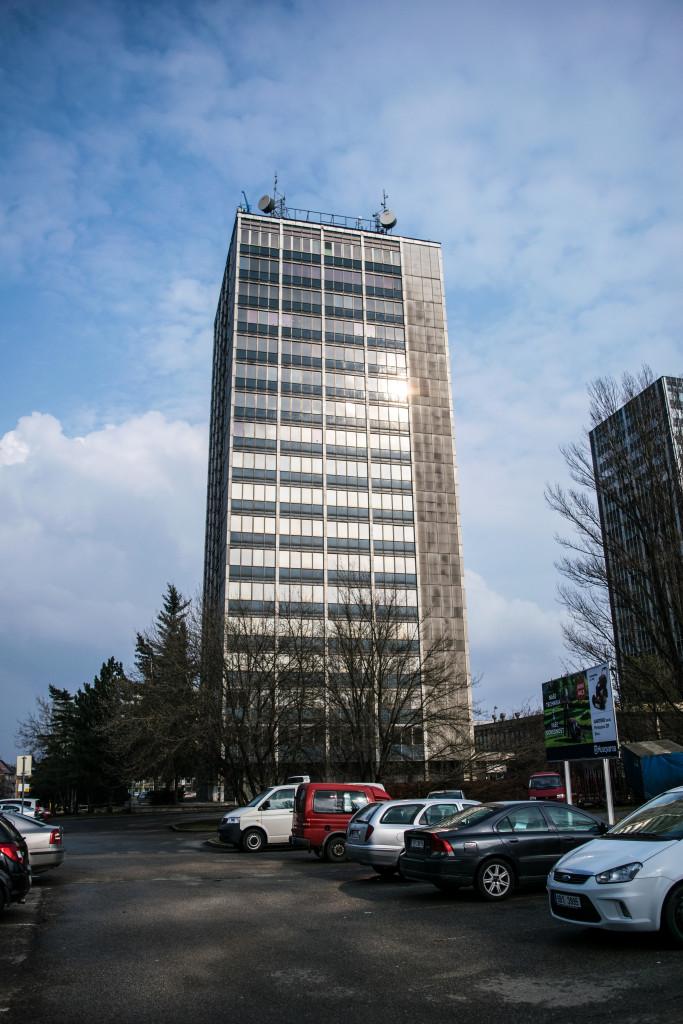 Kancelářský komplex Šumavská