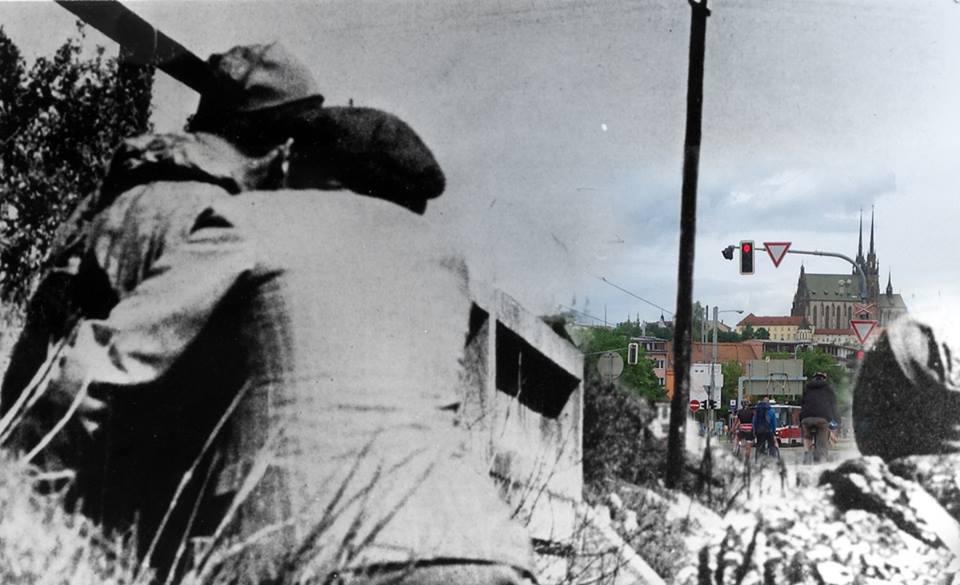 Historie Brna – Reneská ulice