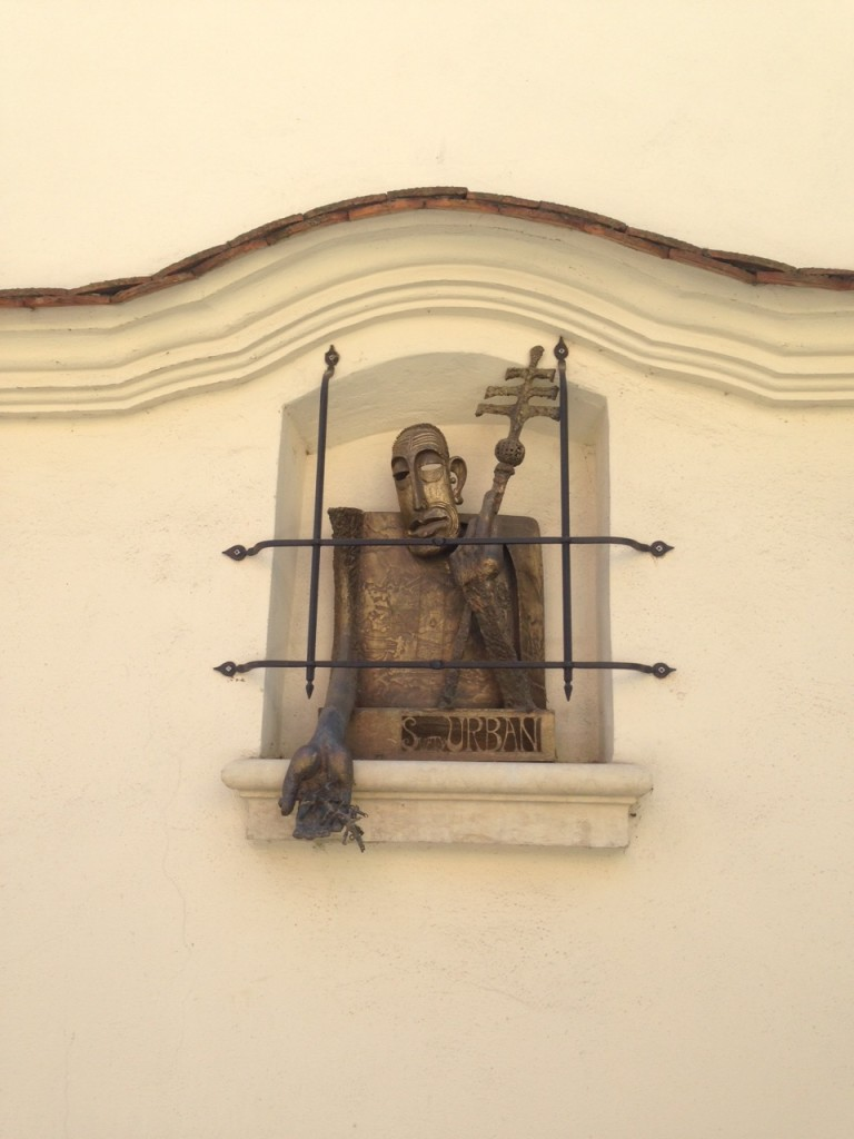 Sv. Urban u svaté Anny v Brně