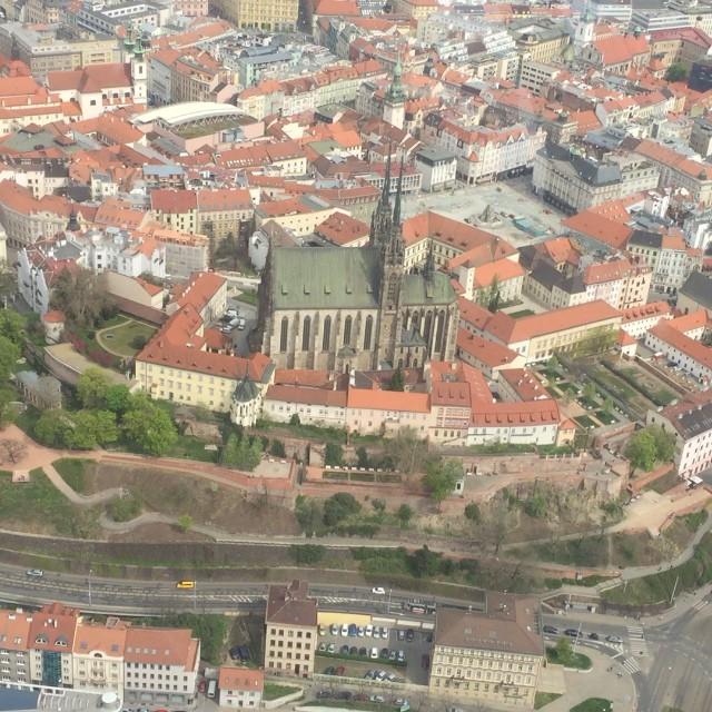 Zelný trh, Katedrála svatého Petra a Pavla