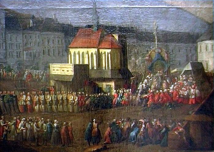 Brno – Kostel svatého. Mikuláše.