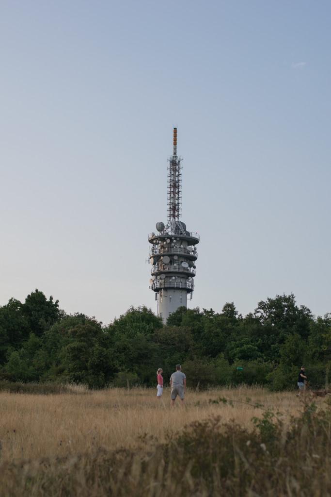Televizní vysílač na Hádech