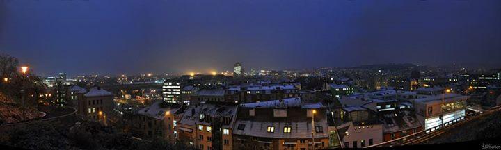 noční-Brno
