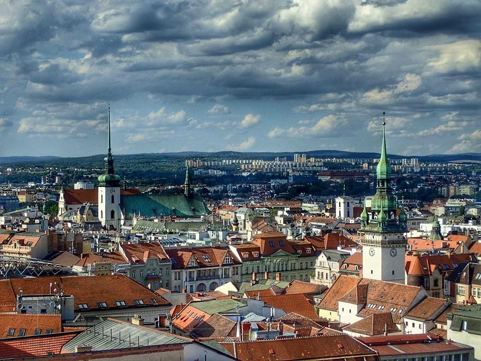 Výhled na Brno, Pavlína Kaislerová