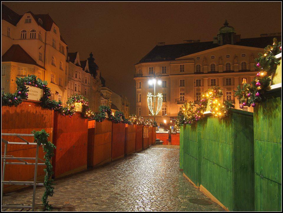Vánoční Zelný trh