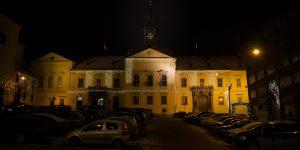 Nová radnice od minulosti až po současnost